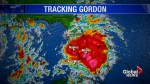 Effects of Tropical Storm Gordon hit southern Florida