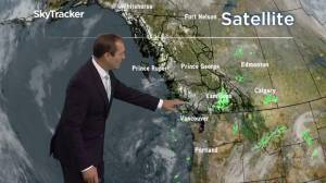B.C. weather forecast for Wednesday, June 26, 2019