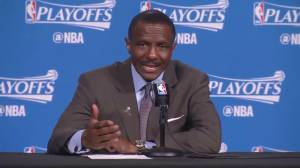 Dwane Casey on shot preparations ahead of Game 5