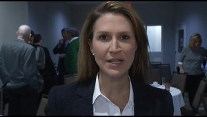 Caroline Mulroney visits Peterborough