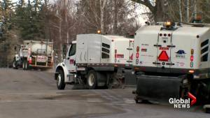Calgary Parking Authority hands out almost 10,000 tickets in first week of street sweeping