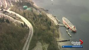 B.C. reaction on rejection of Trans Mountain expansion