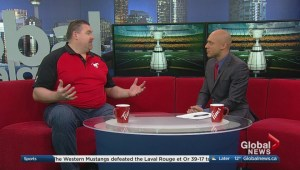 Calgary Grey Cup champion recounts 2001 win with Stampeders