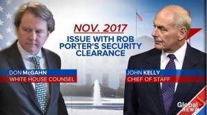 Questions now turn to what John Kelly knew – and when he knew it – regarding abuse allegations