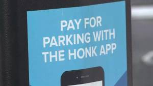 Parking in Kingston to go digital