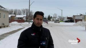 Heavy police presence in Fort Macleod as RCMP investigate assault (00:53)