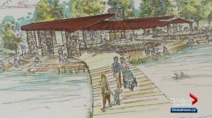 Community league plaza could be impeded by Hawrelak Park rehabilitation