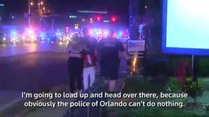 Orlando 911 calls tell of fear at Pulse nightclub