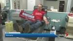 Urgent plea for blood donations