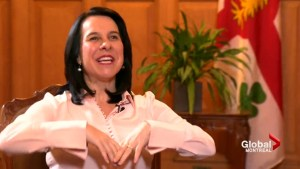 Montreal Mayor Valérie Plante discusses priorities for 2019