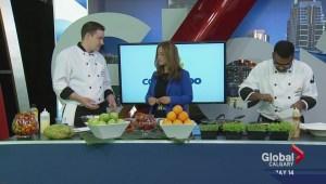 Calgary Zoo chef wins Chopped Canada Episode