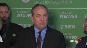 BC Green Party release economic platform