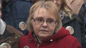 RAW: Daughters of murdered Winnipeg woman thank police, look to the future