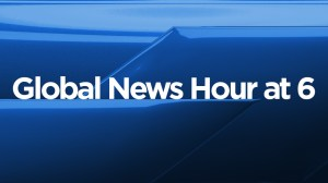 Global News Hour at 6 Weekend: May 25