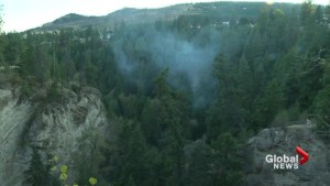 Wildfire quickly snuffed out by West Kelowna fire crews