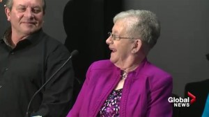 'I would've like to have won this 20 or 30 years ago': Lottery winner Lois Olsen