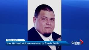 401 crash victim remembered by friends, family