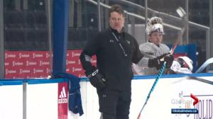 Oil Kings head coach on NHL-WHL adjustment