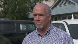 'Those who choose to ignore evacuation orders put themselves at risk': Horgan