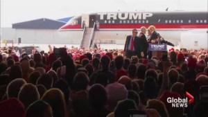 Rivals say Donald Trump has created his own chaos