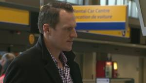 RAW: Dion Phaneuf leaves Leafs in Calgary, headed to join Senators