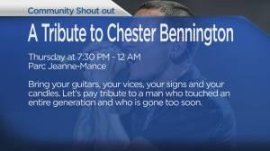 Community Events: Chester Bennington tribute