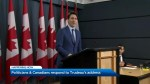 Singh reacts on Trudeau's latest comments on the SNC-Lavalin affair
