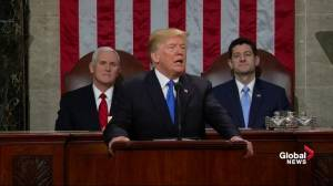 State of the Union: Trump wants to restore military, nuclear arsenal