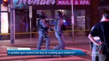 opening statement for gun control debate