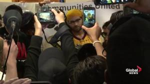 'Bye, bye Betsy:' Angry citizens take over press conference by Minneapolis mayor