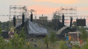 Radiohead drummer testified as inquest begins into fatal stage collapse at Downsview Park