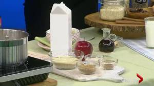 Dietician Angela Dufour – Preventing Colorectal Cancer