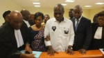Loser in Congo presidential election files fraud complaint