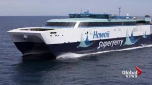 Nova Scotia's new Yarmouth ferry comes at $23.3M price tag