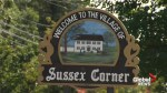 Controversy at Sussex Corner village hall