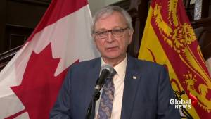 New Brunswick premier joins delegation travelling to Washington