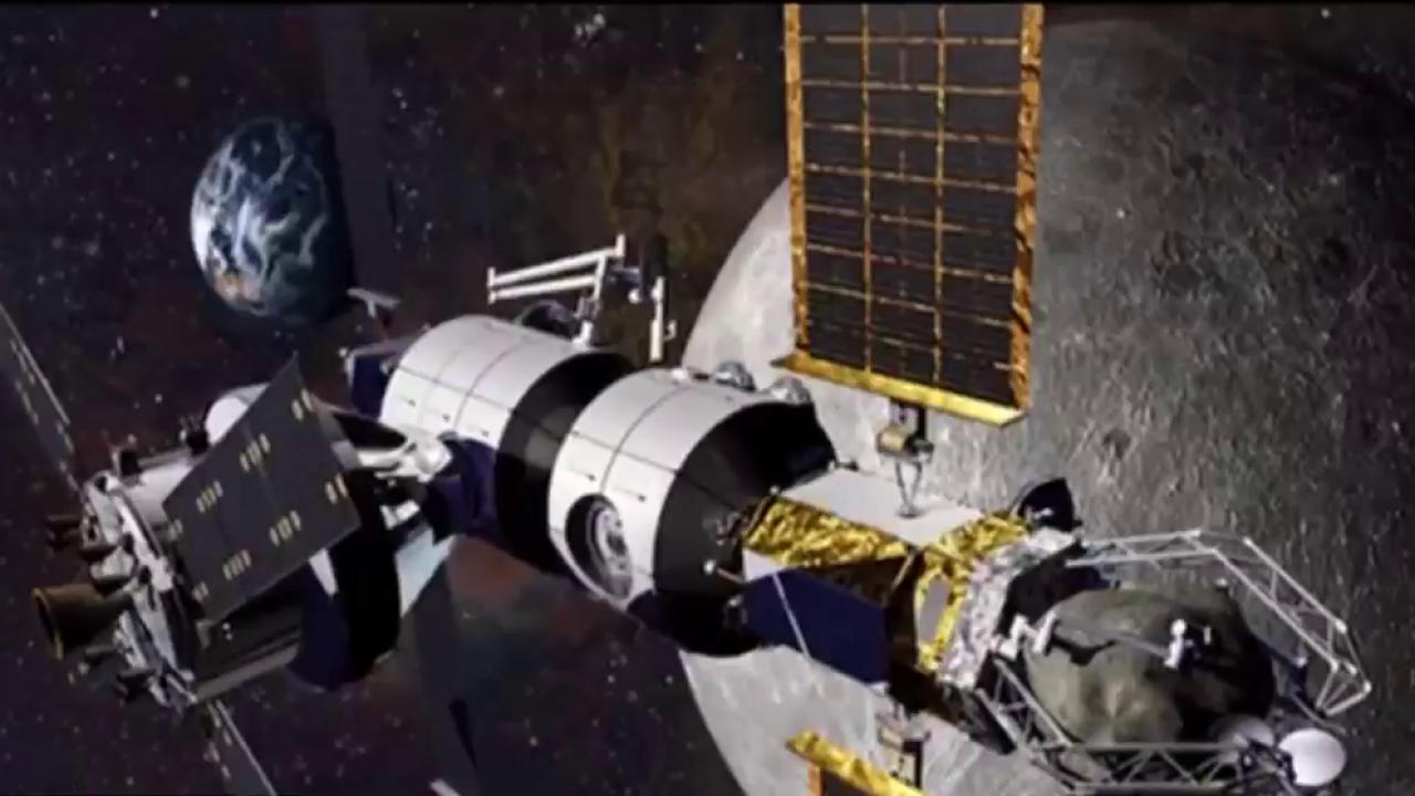 Russia gets on board with NASA to look into Deep Space Gateway in lunar orbit