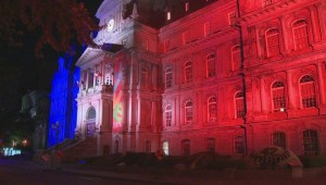 Montreal stands with Nice