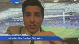 Extraordinary win for Leicester City Football Club