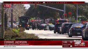 California city official confirms police responding to active situation