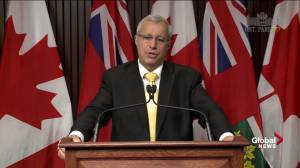 If Patrick Brown is re-elected, Fedeli will not approve nomination