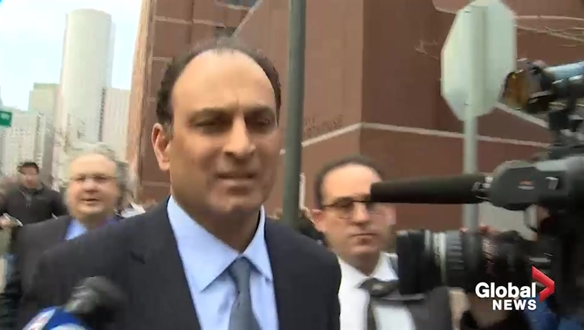 Vancouver businessman David Sidoo pleads not guilty in U.S. college bribery case