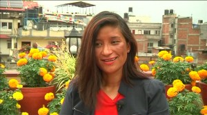 Indian woman climbs Mount Everest twice in five days