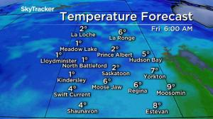 Saskatoon weather outlook: much needed rain moves in, frost risk ahead
