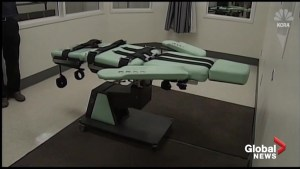 California halts death penalty executions