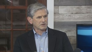 Liberal leader Andrew Wilkinson sits down for a year end interview with Global News