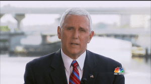 Republican VP Pence nominee Pence defends Trump against sexual assault allegations