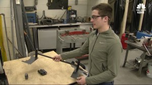 Wisconsin student creates device in effort to prevent deaths in school shootings