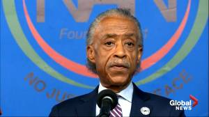 Al Sharpton says it's 'good for the city' for NYPD to fire officer involved in death of Eric Garner