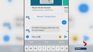 Banking through Facebook Messenger? Alberta bank offers new service